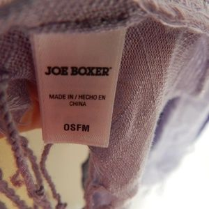 Joe Boxer Accessories - Joe Boxer women's purple scarf